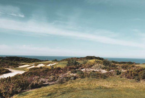 west cliffs golfe